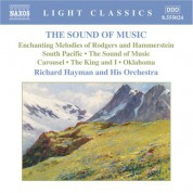 Richard Hayman: Rodgers: Sound of Music (The): Enchanting Melodies of Rodgers and Hammerstein - CD