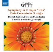 Patrick Gallois: Witt: Symphony in C major,