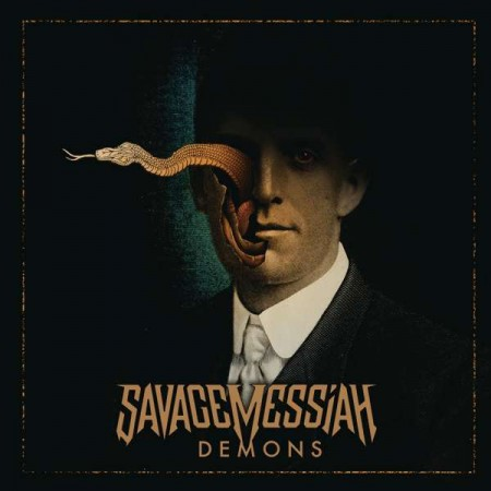 Savage Messiah: Demons - CD