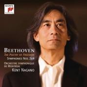 Kent Nagano, Orchestre Symphonique de Montréal: Beethoven: Symphonies Nos. 2 & 4 - CD