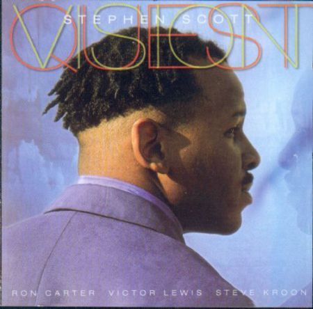 Stephen Scott: Vision Quest - CD