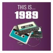 Çeşitli Sanatçılar: This is... 1989 - CD