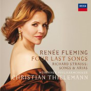 Christian Thielemann, Münchner Philharmoniker, Renée Fleming: Strauss, R.: Four Last Songs - CD