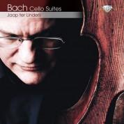 Jaap ter Linden: J.S. Bach: Cello Suites - CD