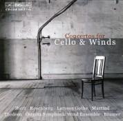 Torleif Thedéen, Östgöta Symphonic Wind Ensemble, Hermann Bäumer: Concertos for Cello & Winds - CD