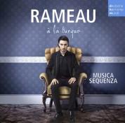 Burak Özdemir, Musica Sequenza: Rameau, A la Turque - CD