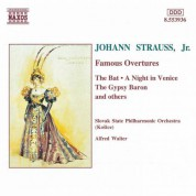 Strauss II: Famous Overtures - CD