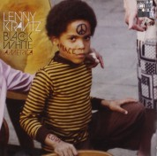 Lenny Kravitz: Black and White America - CD