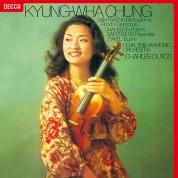 Kyung-Wha Chung: Saints-Saëns: Introduction & Rondo Capriccioso - Plak