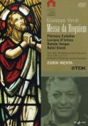 Fiorenza Cedolins, Ramón Vargas, Orchestra Filarmonica Arturo Toscanini, Zubin Mehta: Verdi: Messa Da Requiem - DVD
