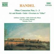 Handel: Oboe Concertos Nos. 1- 3 / Suite in G Minor - CD