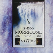 Ennio Morricone: The Mission: Original Soundtrack From The Motion Picture - Plak