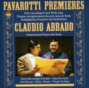 Luciano Pavarotti, Claudio Abbado: Pavarotti Premieres - CD