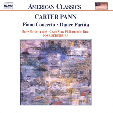Barry Snyder: Pann: Piano Concerto / Dance Partita / Deux Sejours - CD