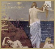 Philippe Bernold, Gerard Causse, Isabelle Moretti, Ariane Jacob: Debussy: Sonata for flute, alto and harp - CD