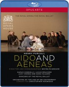 Purcell: Dido and Aeneas - BluRay
