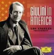 Carlo Giulini, Los Angeles Philharmonic, Şef: Carlo Giulini - Giulini in America - CD