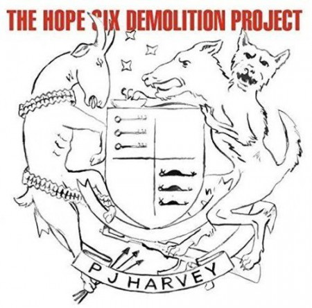 PJ Harvey: The Hope Six Demolition Project - CD