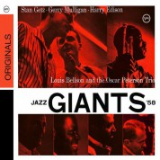 Stan Getz: Jazz Giants 58 - CD