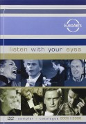 Çeşitli Sanatçılar: Listen With Your Eyes - Sampler 2005-2006 (Ntsc) - DVD