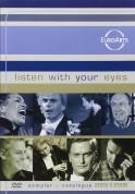 Çeşitli Sanatçılar: Listen With Your Eyes - Sampler 2005-2006 (Ntsc) - DVD