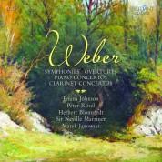 Weber: Symphonies, Overtures, Concertos - CD