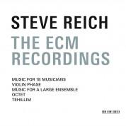 Steve Reich: The ECM Recordings - CD