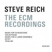 Steve Reich: The ECM Recordings - CD
