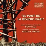 Malcolm Arnold: OST - Le Pont De La Riviere Kwai - CD