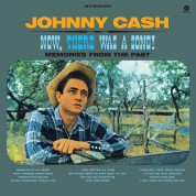 Johnny Cash: Now, There Was A Song! - Plak