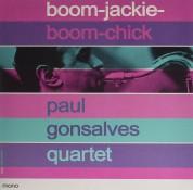 Paul Gonsalves: Boom-Jackie-Boom-Chick - Plak