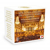 Çeşitli Sanatçılar, Wiener Philharmoniker: New Year's Concert: The Complete Works - CD