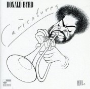 Donald Byrd: Caricatures - CD