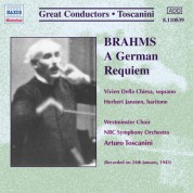 Brahms: German Requiem - CD