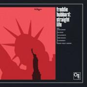 Freddie Hubbard: Straight Life - Plak