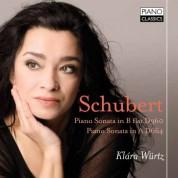 Klára Würtz: Schubert: Piano Sonatas D. 960 & D. 664 - CD