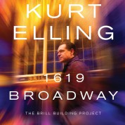 Kurt Elling: 1619 Broadway: The Brill Building Project - CD