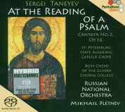 Mikhail Pletnev, Russian National Orchestra: Tanejev: At the Reading of a Psalm - SACD