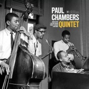 Paul Chambers Quintet + 2 Bonus Tracks! (Images By Iconic Photographer Francis Wolff) - Plak