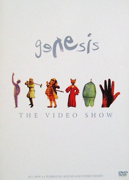 Genesis: The Video Show - DVD