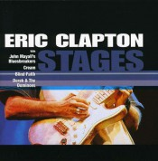 Eric Clapton: Stages - CD