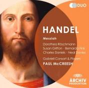 Bernarda Fink, Charles Daniels, Dorothea Röschmann, Gabrieli Consort & Players, Neal Davies, Paul McCreesh, Susan Gritton: Handel: Messiah - CD