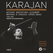 Herbert Von Karajan, Wiener Philharmoniker: Mozart, Beethoven, Schubert, Brahms, R. Strauss, Opera Arias  (1946-1949) - CD