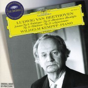 Wilhelm Kempff: Beethoven: Piano Sonatas - CD