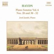 Haydn: Piano Sonatas Nos. 20 and 30-32 - CD