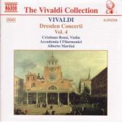 Vivaldi: Dresden Concertos, Vol.  4 - CD