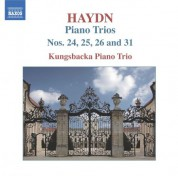 Kungsbacka Piano Trio: Haydn: Piano Trios, Vol. 1 - CD
