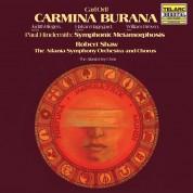 Robert Shaw, Atlanta Symphony Orchestra: Orff: Carmina Burana - Plak