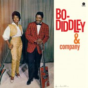 Bo Diddley & Company - Plak