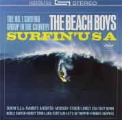 Beach Boys: Surfin' USA (200gr. - Limited-Edition) - Plak